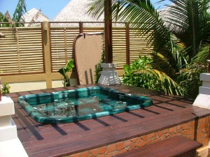 Adding a Patio Spa to Your Backyard